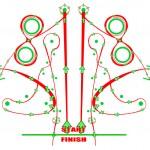 Gymkhana Grid Series Course