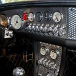 Spyker C8 Aileron dashboard