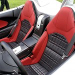 Mercedes-Benz McLaren SLR Stirling Moss Seating