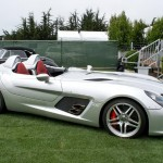Mercedes-Benz McLaren SLR Stirling Moss