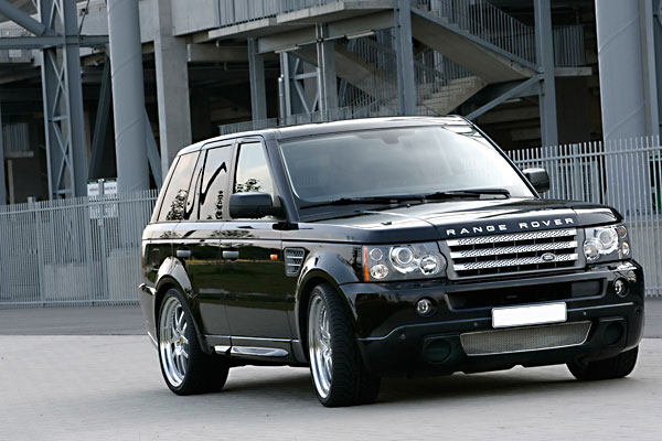 Land Rover Range Rover Sport Overview Car Reviews And News At