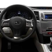 2012 Subaru Outback Dash