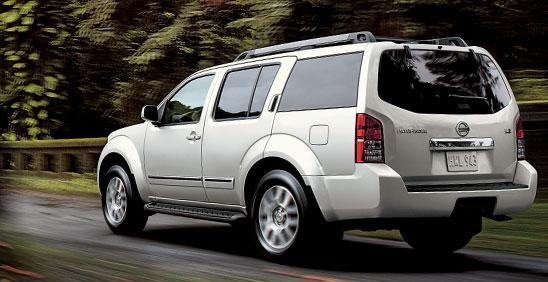 Amazing 2010 Nissan Pathfinder