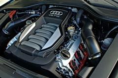 2011 Audi A8 4.2L FSI V8 engine