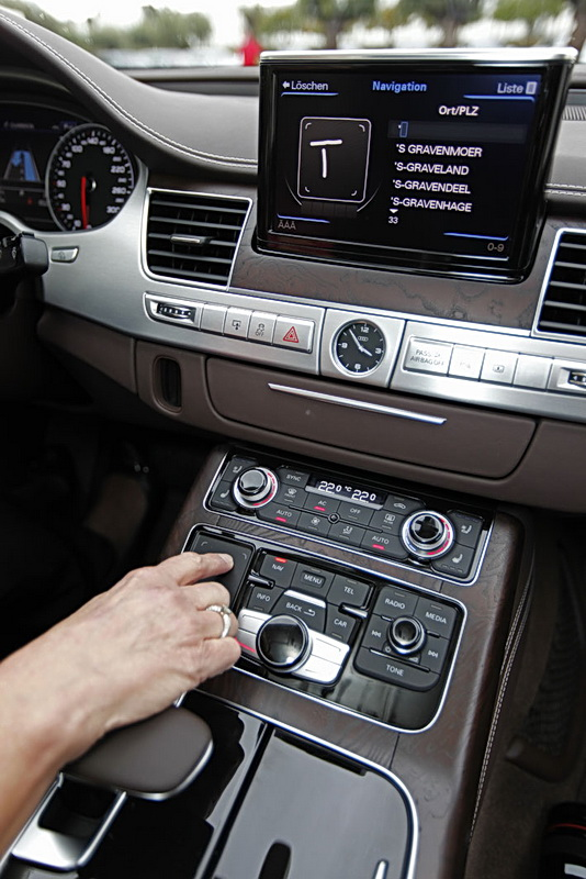 2011 Audi A8 Review Premium Luxury In A Refined Understated Package Car Reviews And News At