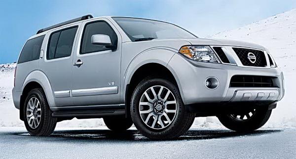 Attractive 2010 Nissan Pathfinder