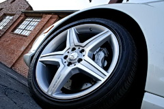19 inch wheels with ContiProContact grand touring all-season tires