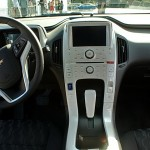 2011 Chevrolet Volt front dashboard