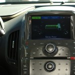 2011_Chevrolet_Volt 7 inch display monitor