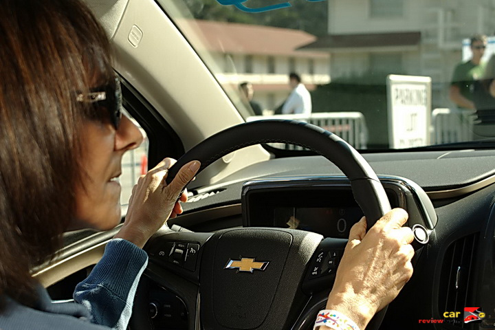 Driving the 2011 Chevrolet Volt