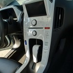 2011 Chevrolet Volt center stack