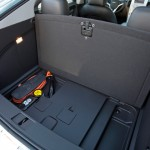 Chevrolet Volt under floor storage compartment