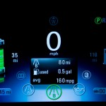 Chevrolet Volt battery status monitor