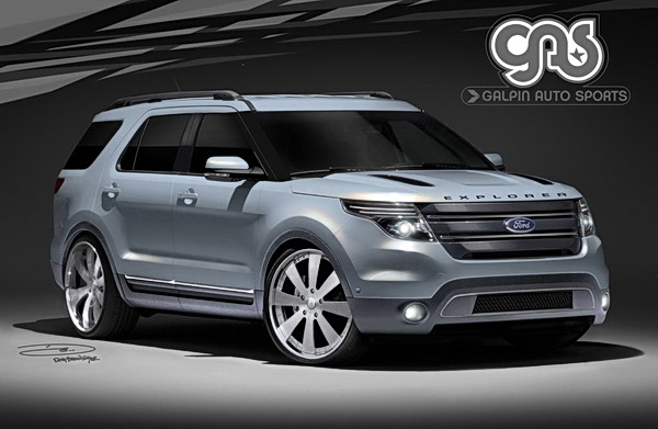 Galpin Autosports Ford Explorer