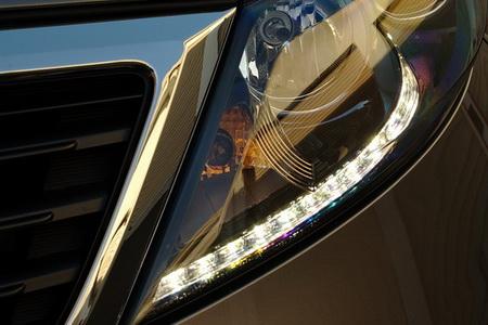 2011 Kia Sportage LED DRL