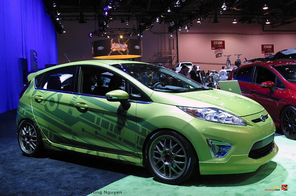 Ford Fiesta [SEMA]