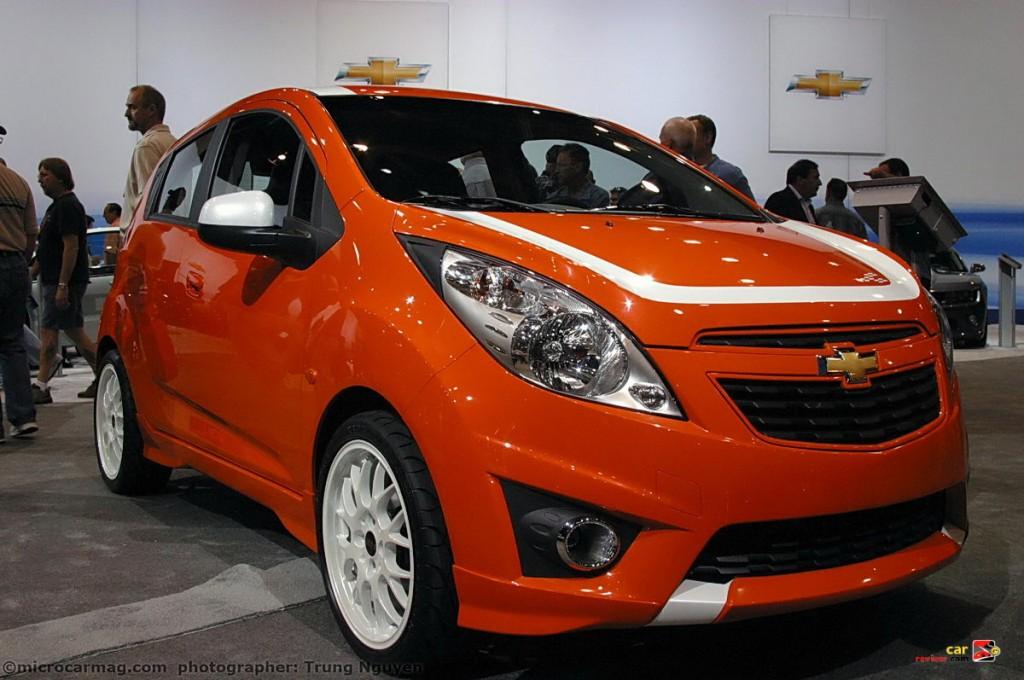 Chevrolet Spark Z Concept [SEMA]