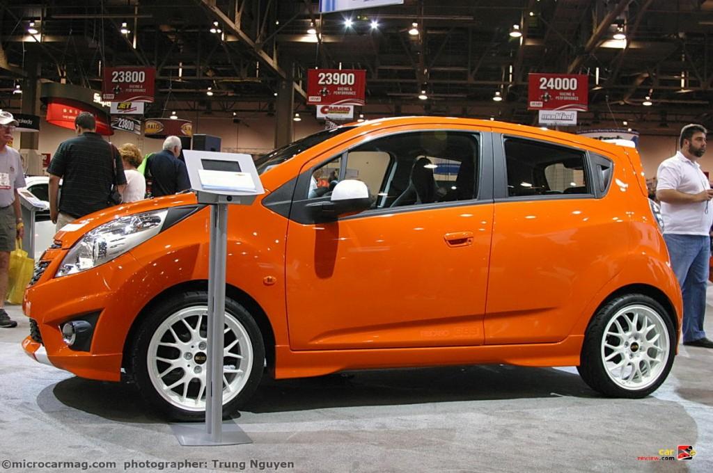 Chevrolet Spark Z Concept