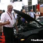"""Classic Design Concepts """"Firebreather"""" Camaro"""