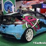 Bisimoto 2011 Honda CR-Z w/533-hp hybrid powerplant