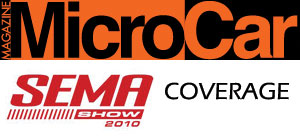MicroCarMag-CarReview SEMA 2010 show coverage