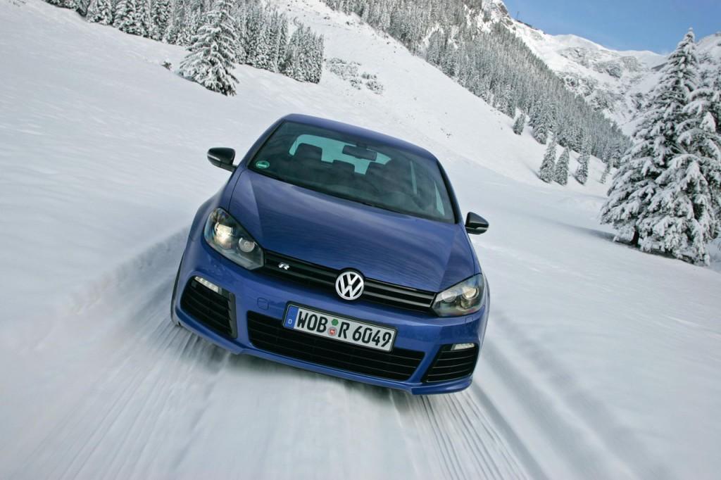 2011 VW Golf R