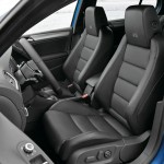 2011 VW Golf R - R Signature Seats