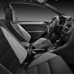 2011 VW Golf R interior