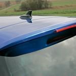 2011 VW Golf R rear spoiler