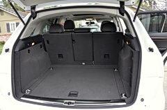2011 Audi Q5 cargo area