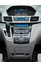 2011 Honda Odyssey Touring Elite Center Console