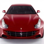 Ferrari FF front angle