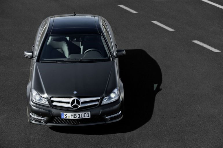 MercedesBenz-C-Class-Coupe-Front