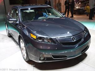 ©2011 Megan Green - 2012 Acura TL