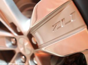©2011 Megan Green - ZL1 20 inch forge aluminum rim