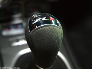 ©2011 Megan Green - ZL1 Shifter