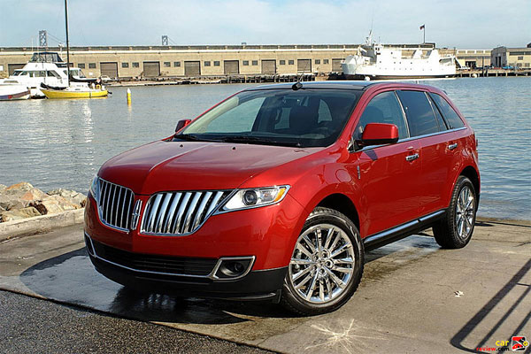 2011 lincoln mkx first impressions review car reviews and news at. Black Bedroom Furniture Sets. Home Design Ideas