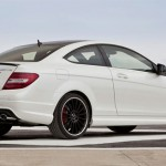 2012-Mercedes-Benz-C63-AMG-Coupe-Rear-Side