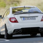 2012-Mercedes-Benz-C63-AMG-Coupe-Rear