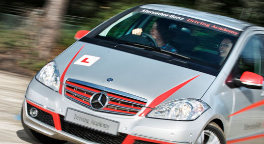 Mercedes-Driving-Academy-UK-Drive