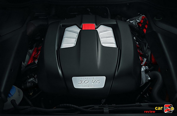 2011_Cayenne_S_Hybrid supercharged V6 hybrid engine
