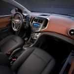 2012 Chevrolet Sonic Sedan