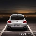2012 Volkswagen Beetle rear