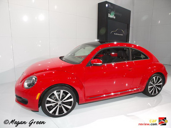 2012 VW Beetle ©Megan Green