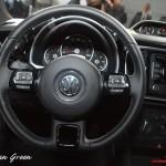 2012 VW Beetle interior ©Megan Green