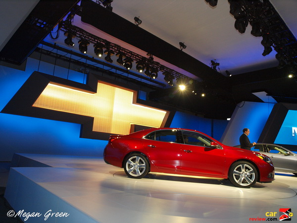 2013 Chevrolet Malibu New York Int'l A/S