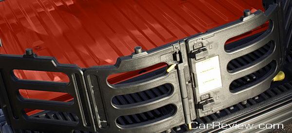 2011 Ford F-150 SVT Raptor towable bed extender