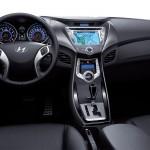 2011 Hyundai Elantra Dashboard