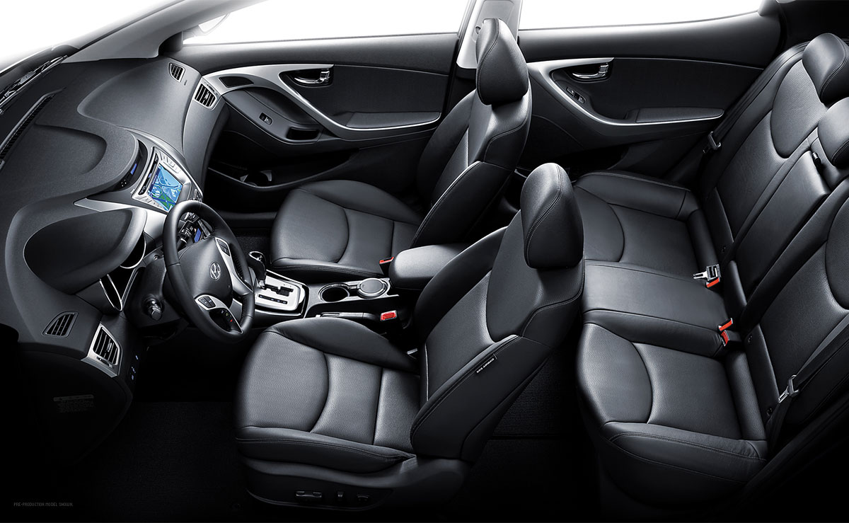 2011 Hyundai Elantra Interior Car Reviews And News At