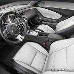 2011 Chevrolet Camaro interior
